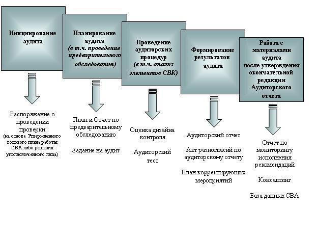 Отчет Службы Внутреннего Контроля Образец